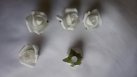 Nalepovací hlavičky růží,