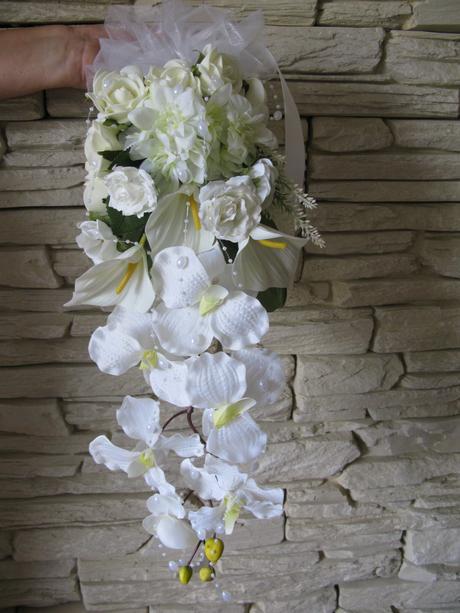 Neživá kytice,