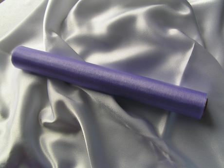 Organza - odstíny fialové,