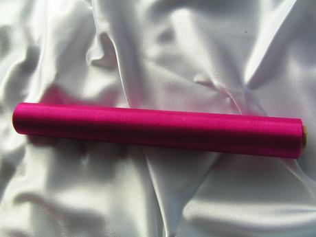 Organza - odstíny růžové,