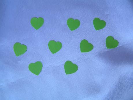 Papírové konfety,