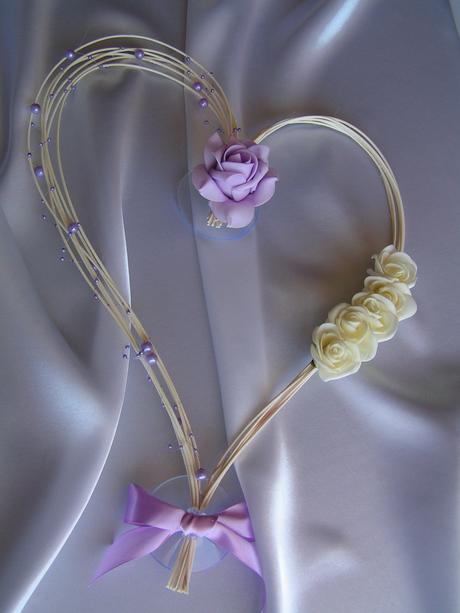 Pedigové srdce - 30 cm,