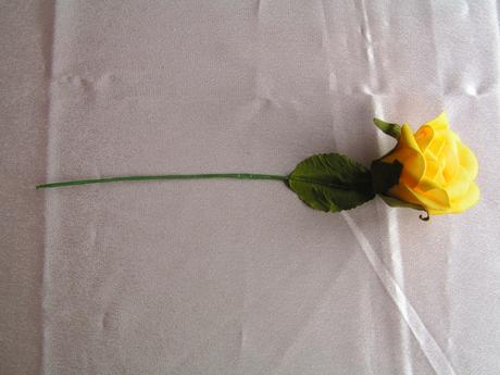 Pěnové růže - 7 cm,