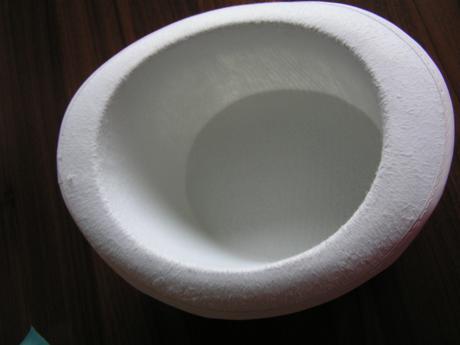 Pevný plstěný cylindr,
