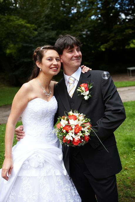 Prodám svatební šaty, 40