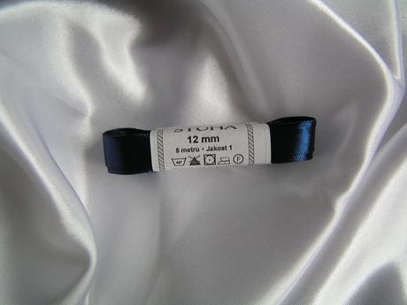 Saténová stuha 12 mm,