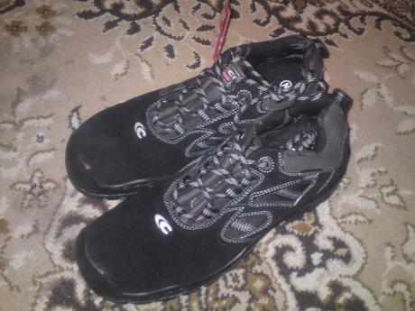 Bezpecnostna obuv Cofra Suez,