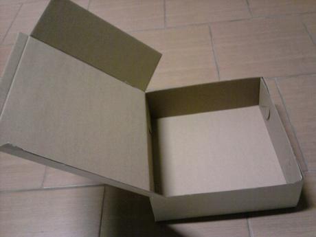 Krabice na koláče,