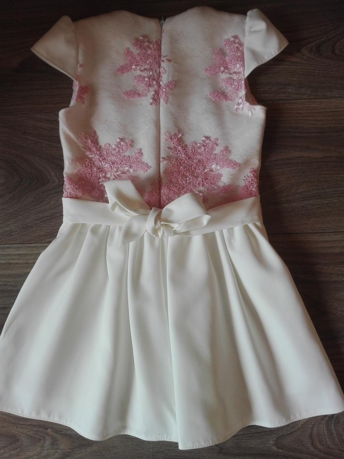 1301df368c53 Dievčenské spoločenské šaty 110-116