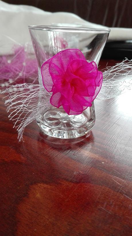 Sklenené vázy,