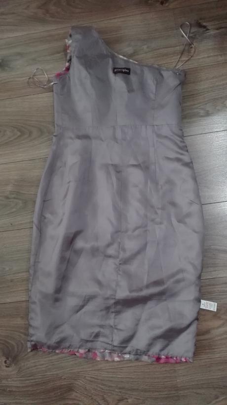 Slávnostné šaty 36-38, 36
