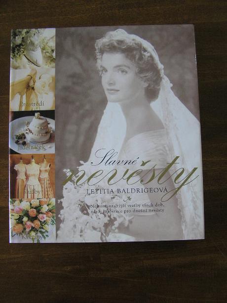 Svatební kniha pro inspiraci,