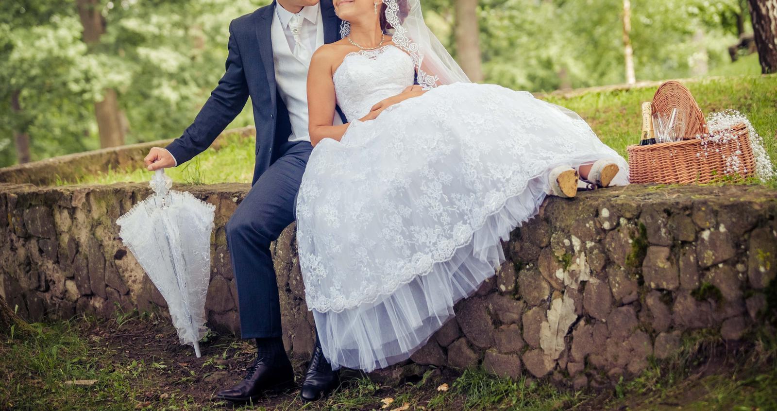 1f9e63529e45 Nádherné svadobné šaty