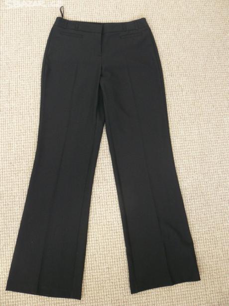 Černé společenské kalhoty, 36
