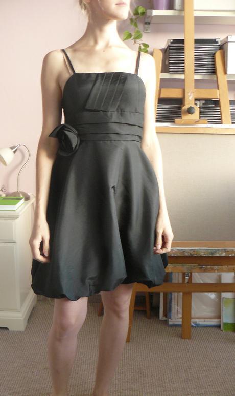 Malé černé šaty , 36