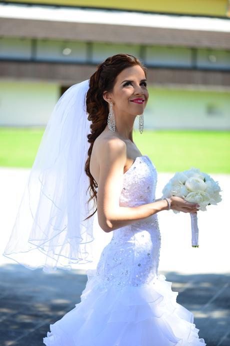 svadobné šaty na predaj, 34