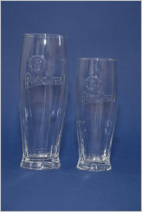 Originál cejchované sklenice,