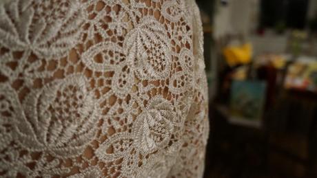 Nepoužité svadobné šaty, 38