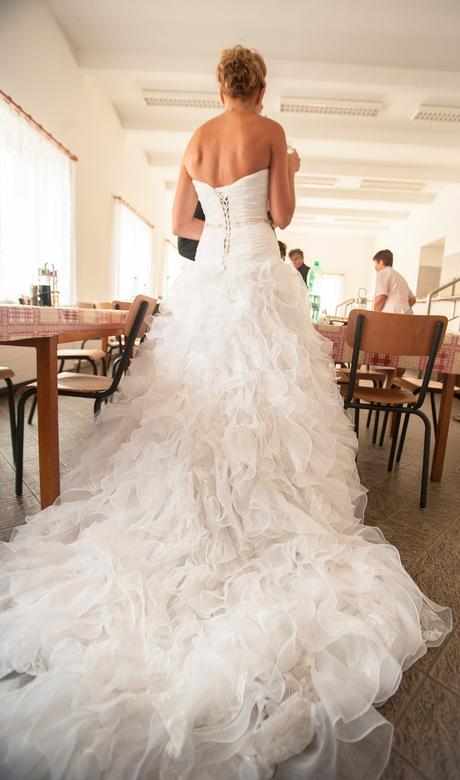 Svatební šaty Maggie Sottero - Lilith + spodnička, 38