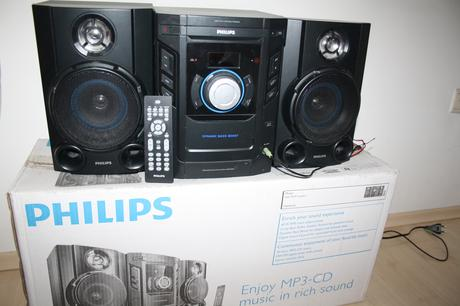 Hi-Fi veža Philips FWM 154/12 ,