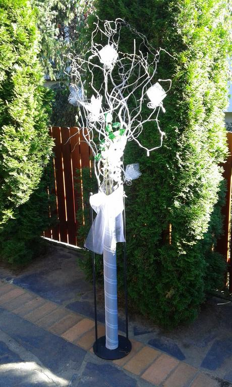 Prodej váz - výzdoba na svatbu či oslavu ,