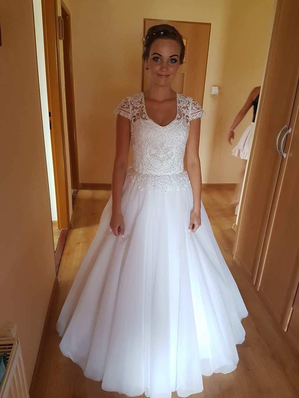 Predaj svadobných šiat 1ca8b699678