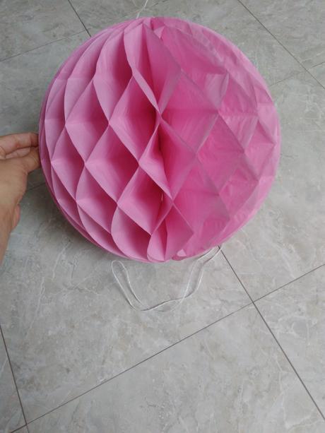7 ks honeycomb růžový,