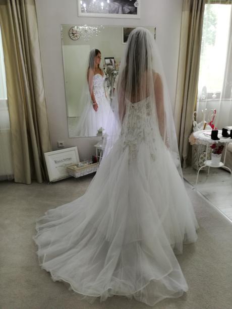 Svadobné šaty Maggie Sottero, model Rowan, 36