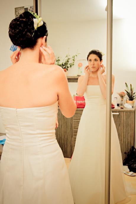 Originální svatební šaty Jesus Peiro, 40