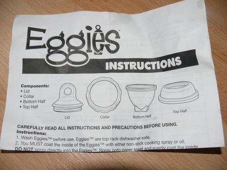 Eggies-na vajíčka,