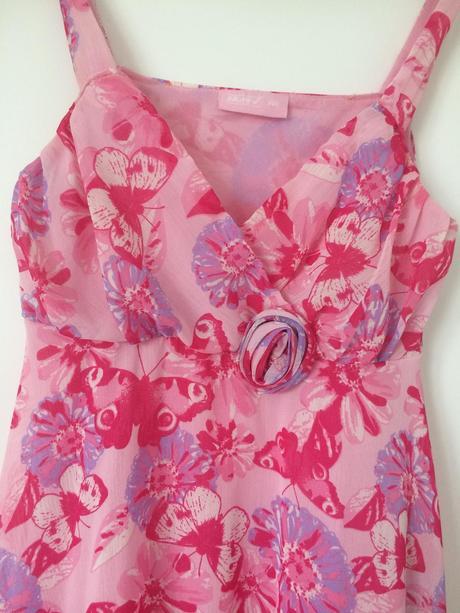 šaty pre slečnu, s poštovným, 140