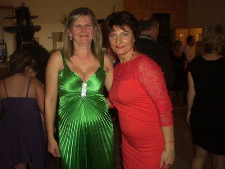 spoločenské šaty, zelené, 38