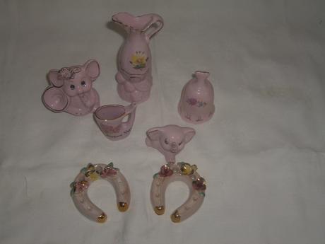 Ružový porcelán,