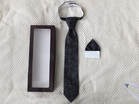 Svadobná francúzska kravata,