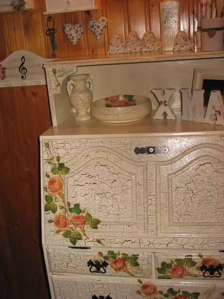 komoda vintage,