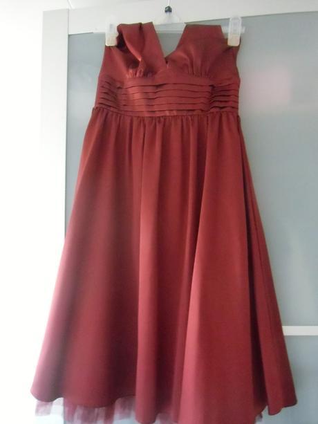Saténové šaty zn. Orsay, 38