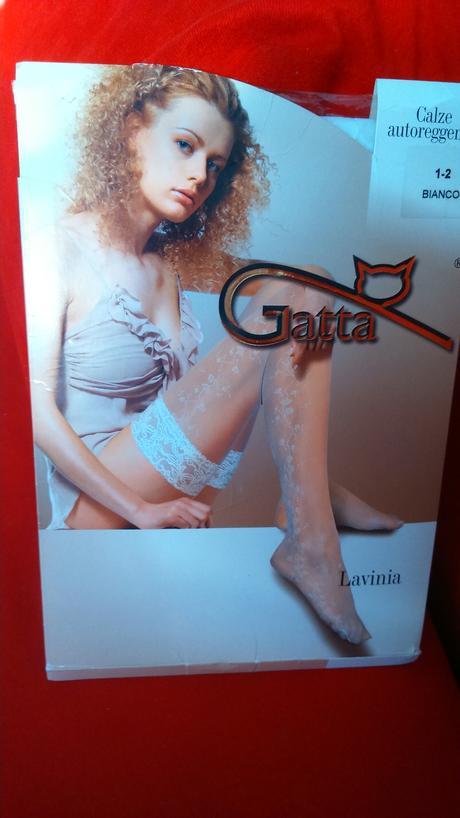 Svadobné samodržky so vzorom Gatta Lavinia, S