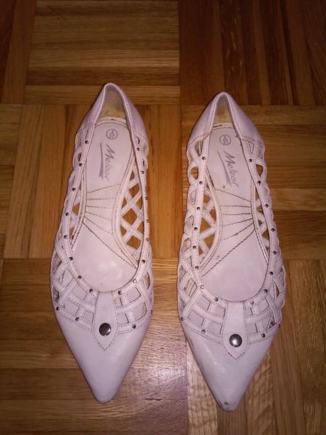 Biele balerinky, 37