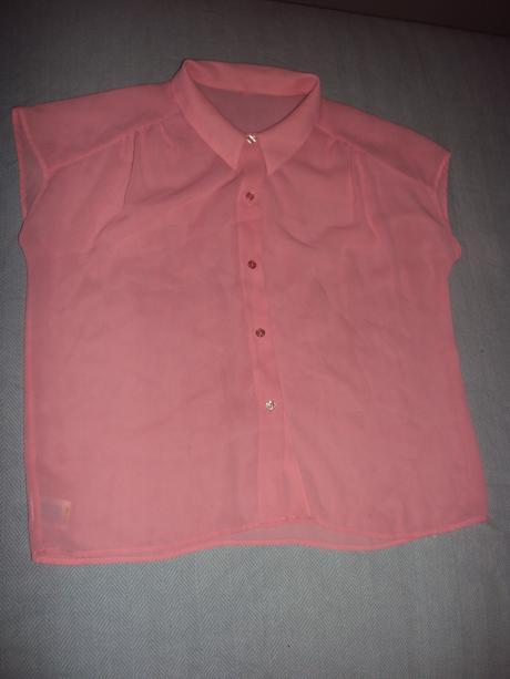 Bluzka ruzova, 42