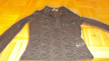 Hneda bluzka, M