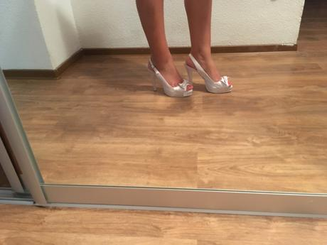 sandale na platforme, 39