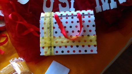 krabička na přání pro novomanžele,