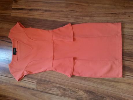 Růžové šaty Reserved, 36