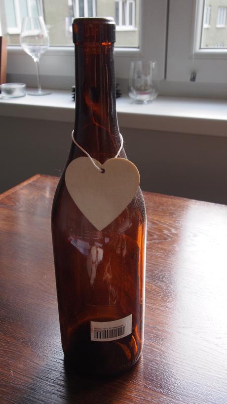 Srdce třeba na lahev,
