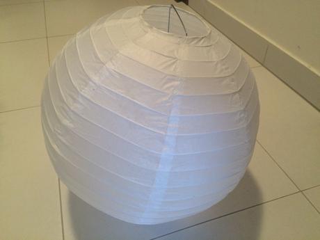 lampiony 22 ks, velikost 35 cm,