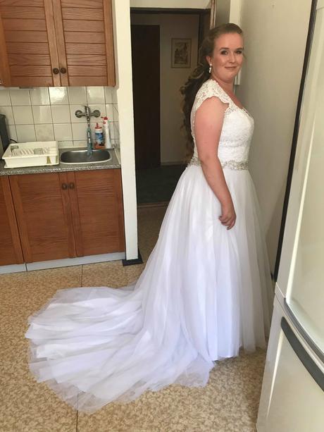 svatební šaty 42-44, 42