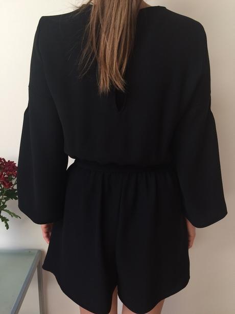 Cierny overal Zara, 34