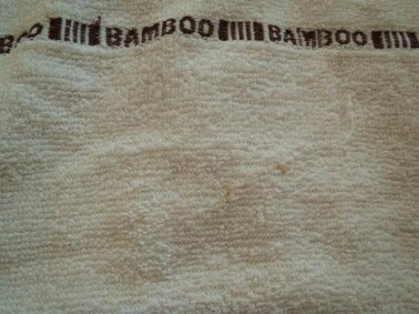 1 x osuška 1 x uterák-bambus,