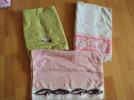 3 x uterák,