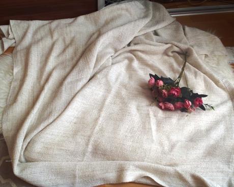 béžová deka-ikea.180x120cm,
